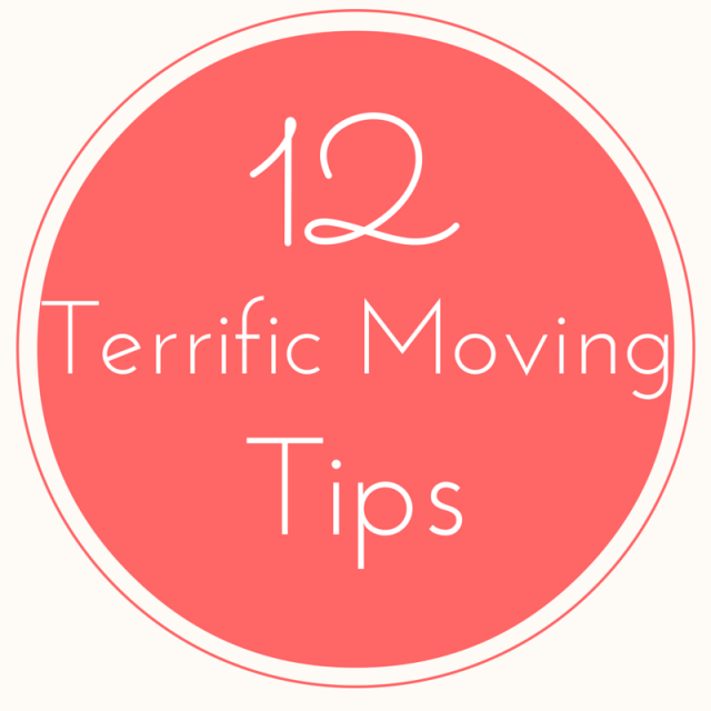 12 Moving Tips