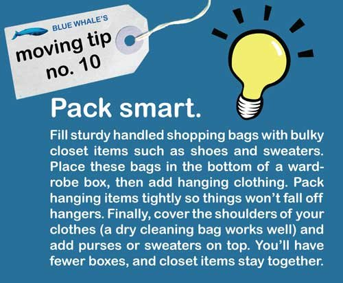 Moving Tip #10