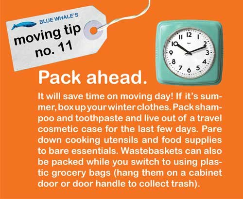 Moving Tip #11