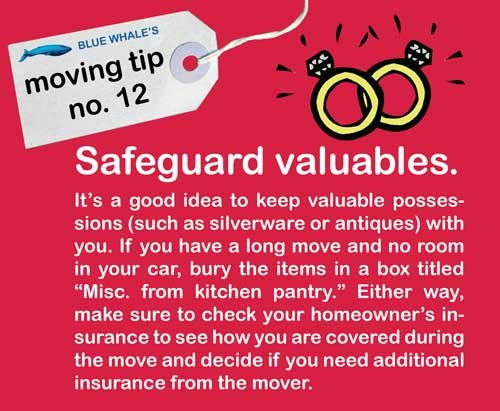 Moving Tip #12