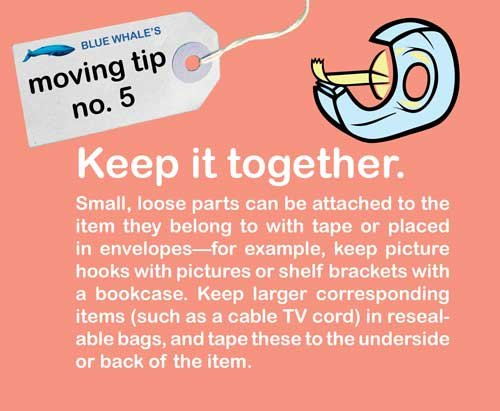 Moving Tip #5