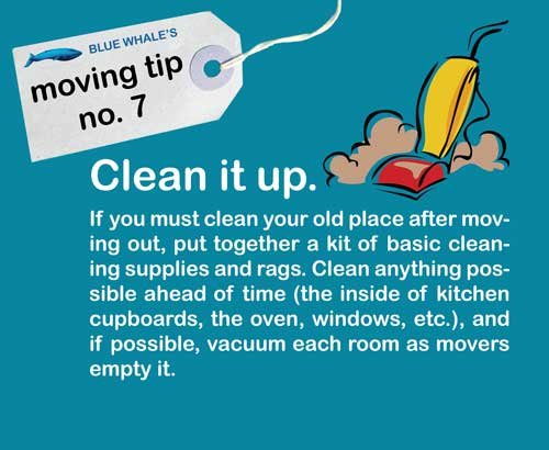Moving Tip #7
