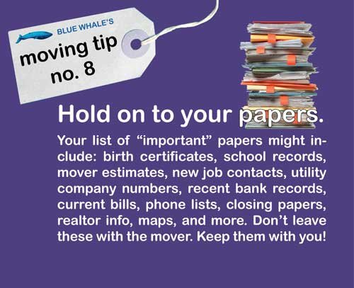 Moving Tip #8