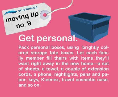 Moving Tip #9