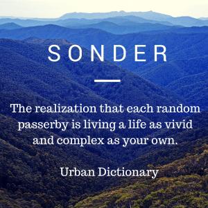 Sonder - Urban Dictionary